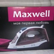 Утюг Maxwell фото