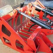 Ковш-челюсти «Раптор» для погрузчика ПФН-0.9 (кун для МТЗ) фото