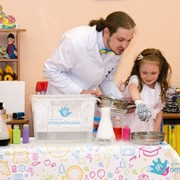 Шоу в научном стиле для детей на праздник фото