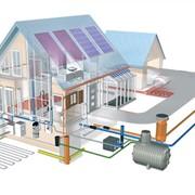 Устройство внешних и внутренних инженерных систем, сетей и оборудования фото