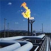 Природный газ фото