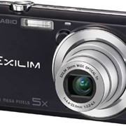 Цифровой фотоаппарат Casio Exilim EX-ZS15 Black фото
