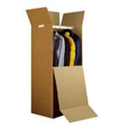 Коробка для одежды фото