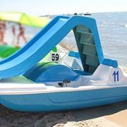 Катамаран пляжный, водные велосипеды фото