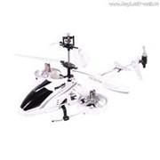 И/К Вертолет MioshiTech управление с акселерометром (4 канала, гироскоп, длина 19 см, пульт в виде джойстика) фото
