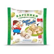 Вареники Тарас Бульба с картофелем и грибами фото