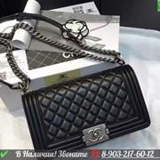 Сумки Клатчи Шанель Chanel Le Boy фото