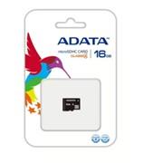 Карта памяти A-DATA 16GB Class4 без адаптеров micro SDHC фото