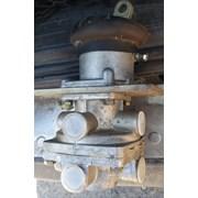 Кран тормозной 2-х секционный (ПААЗ) 100-3514008 фото