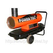 Нагреватель переносной дизельный (пушка, теплопушка) POWER TEC DX30 фото