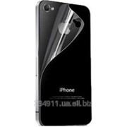 Пленка защитная Eggo iPhone 4/4S 2 в 1 Матовая фото