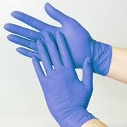 Перчатки для стоматолога в ассортименте фото