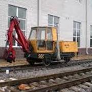 Спецтехника железнодорожная фото