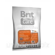 Сухой корм для собак Brit Care Adult Medium Breed 1 кг фото