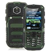 Оригинальный мобильный телефон XP5300 2,8-дюймовым сенсорным экраном, водонепроницаемый, пылезащитный фото