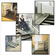 Лифты лестничные фото