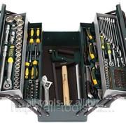 Набор Kraftool Industry Слесарно-монтажный инструмент, 131 предмет Код:27978-H131 фото