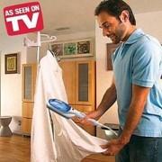 Ручной отпариватель щетка для одежды Steam Brush (Стим Браш) фото