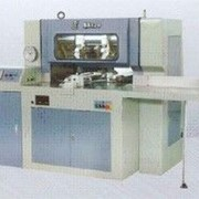 3-ножевая бумагорезальная машина QS420 фото