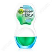 Шариковый дезодорант-антиперспирант Garnier - Mineral Deodorant - 48ч фото