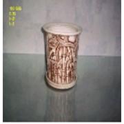 Цветочный горшок Камыш шамот 5 фото