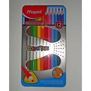 Карандаши цветные Maped Color'Peps фото