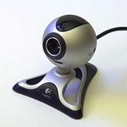Вебкамера WebCam A4tech PK-760E Mirror 350K Pixels No MIC фото