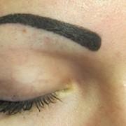 Перманентный макияж (татуаж) бровей фото