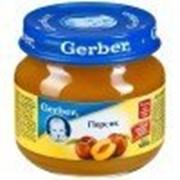 Пюре Gerber Персик, с 4 мес 80 гр фото