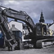 Поставка запчастей для строительной техники фото