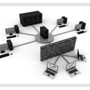 Проектирование, монтаж, модернизация локальных вычислительных сетей. фото