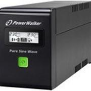 Источник бесперебойного питания PowerWalker VI 600 SW/Schuko (10120079) фото