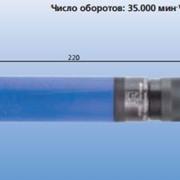 Прямая шлифовальная машина PGAS 4/350 E Число оборотов: 35.000 мин-1 / Мощность: 290 Ватт фото