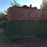 Ванна для антисептирования пиломатериалов / Bath preservative for lumber фото