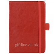 Записная книжка Freenote, в линейку, красная 5825.50 фото