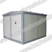 Комплектная трансформаторная подстанция городского типа (2)КТПГ-100...1000/6(10)-0,4 ХЛ1 фото