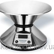 Весы кухонные Vitesse VS-1624 (5кг, 1л) фото