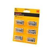 Батарейка Kodak ЕхtraLife R03 мизинчиковая 6*2шт. отрывной набор фото
