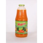 Сок морковный Морсок фото