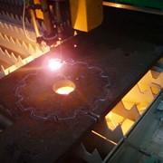 Резка металла газом фото
