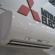 Воздушный тепловой насос Mitsubishi Electric MSZ-FD25VA/MUZ-FD25VABH ZUBADAN фото