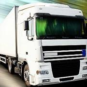 Автомобильные перевозки грузов тентовыми машинами фото