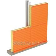 Стеновая трехслойная сэндвич-панель Металл Профиль со скрытым креплением SECRET FIX МП ТСП-S фото