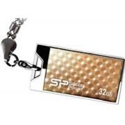 USB флеш накопитель Silicon Power 32GB Touch 851 USB 2.0 (SP032GBUF2851V1G) фото
