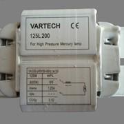 Балласт ДРЛ 125W фото