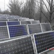 Монтаж солнечных батарей под зеленый тариф фото
