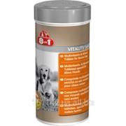 Мультивитамины для стареющих собак 70 таб 8in1 Vitality Senior фото