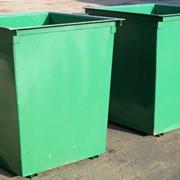 Контейнеры для бытовых отходов К075 фото