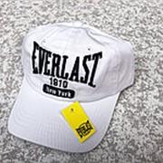 Кепка Everlast New York белая фото