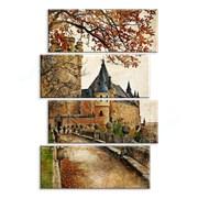 Картина Испанский замок фото